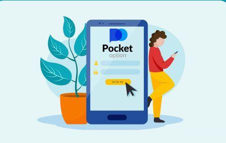 Pocket Option Broker Trading'de Nasıl Kaydolunur ve Hesap Açılır